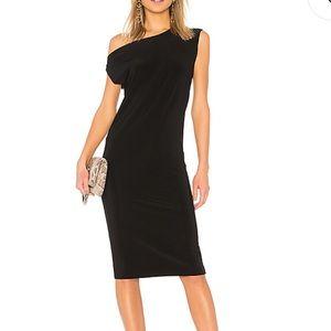Drop Shoulder Dress, Norma Kamali